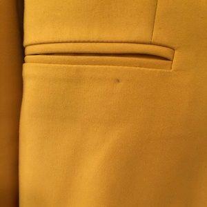 Zara Jackets & Coats - Zara Woman single button yellow blazer